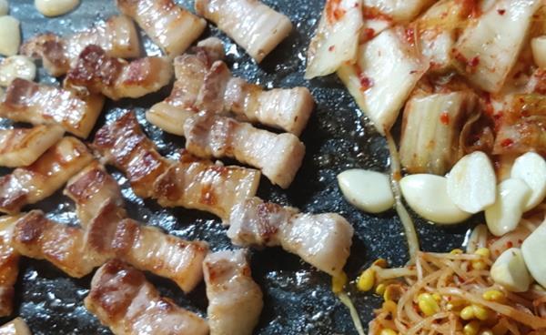 질 좋은 고기를 싸고 맛있게! '거목정육식당'