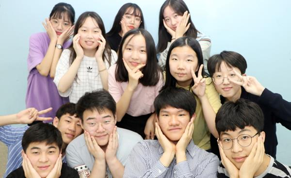 서초유스센터 청소년 인권 동아리 '요지경시선'
