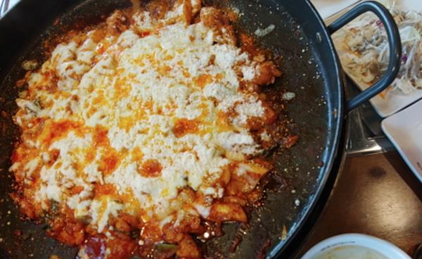 남양주 닭갈비 맛집, 오투닭갈비&부대찌개 다산점