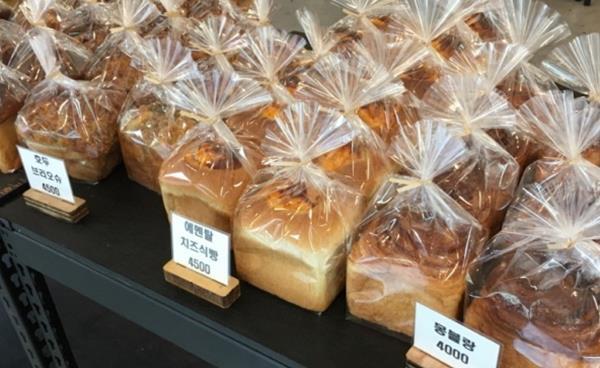 빵순이들의 성지, 덕이동 '식빵연구소'