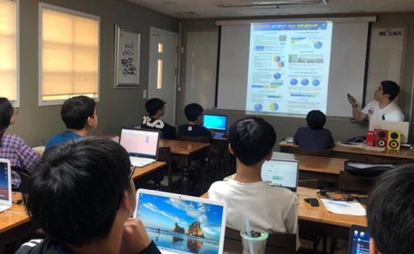 목동 엠(M)스토리 수학학원,  진로캠프 및 수리과학부 프로그램 신설