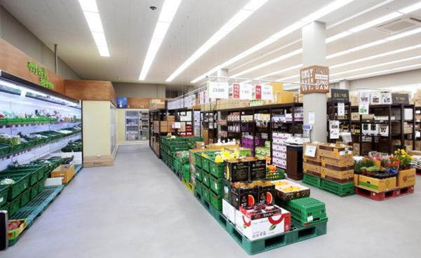 용인 죽전 친환경 할인매장 정담푸드마켓