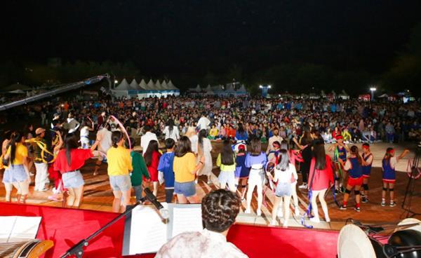 수성못페스티벌, 대구의 가을을 축제로 물들이다