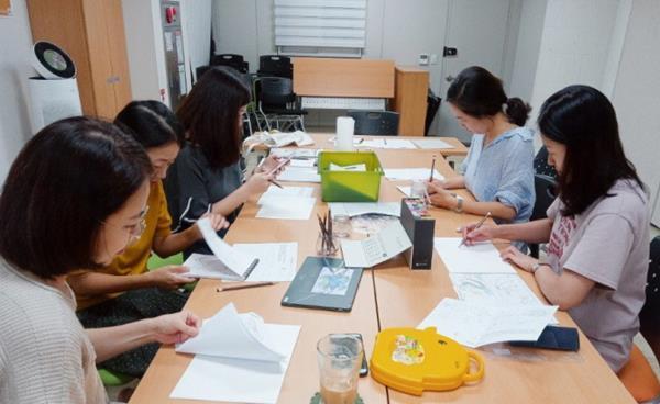 주엽커뮤니티센터 인문학 프로그램 '그림책에 길을 묻다'