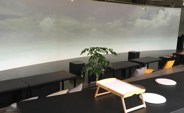 우리 동네 아트 카페 나들이 '공 갤러리 카페' & '문봉조각실 카페'