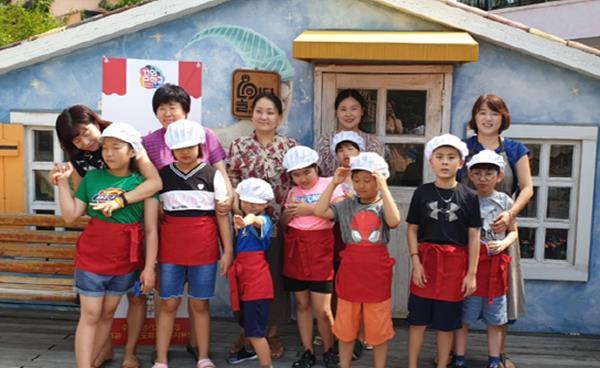 파주 꿈의학교 '엄마쌤 요리방'