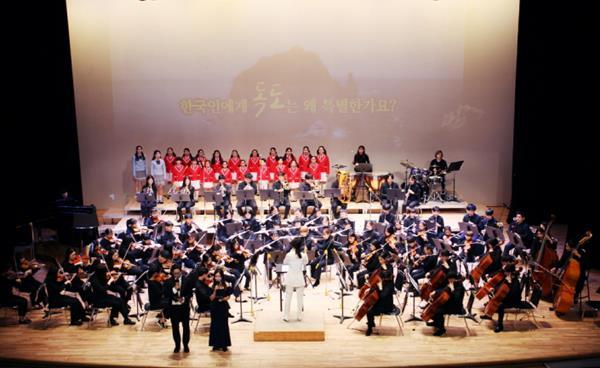 양천구 봉사 동아리 '서서울청소년오케스트라'