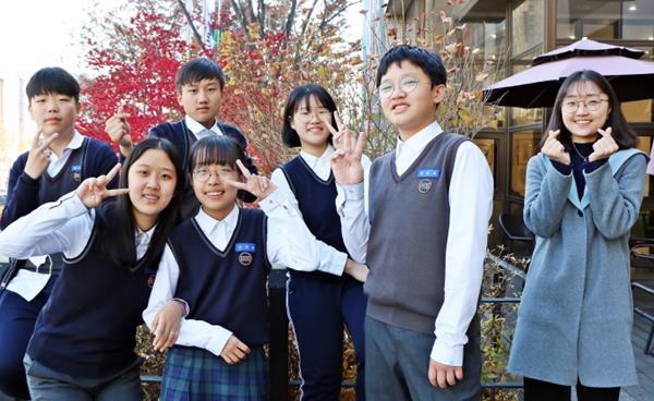 강남학생 동아리 - 서초중학교 '경찰! 청소년단'