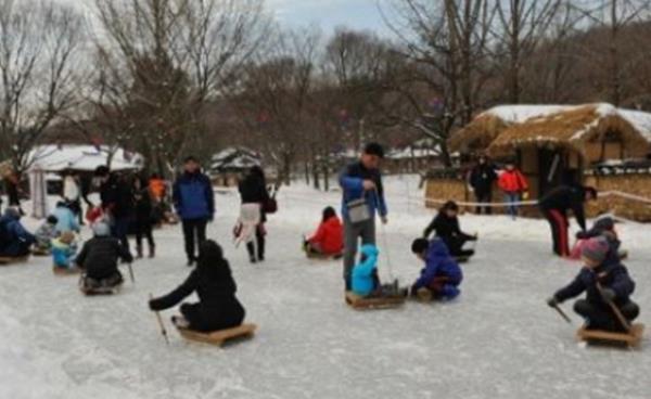 성남·용인에서 즐기는 겨울 레포츠