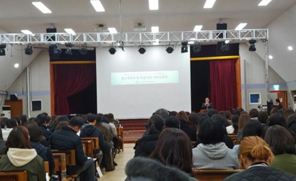 고입기획-영신여고 2020학년도 입학설명회