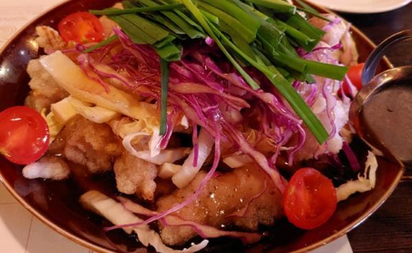 서판교 미국식 중식요리, '차알(Cha R)'