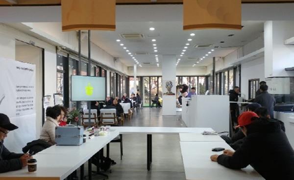 우리 동네 가성비 가심비 굿 '공유 공간'