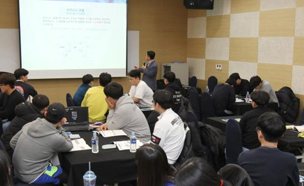 구미대학교 대학일자리센터, '실전 창업캠프' 개최
