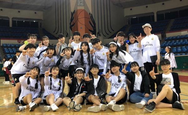 2019 서울시 봉사 대상 수상-영상고등학교 '루더스'동아리