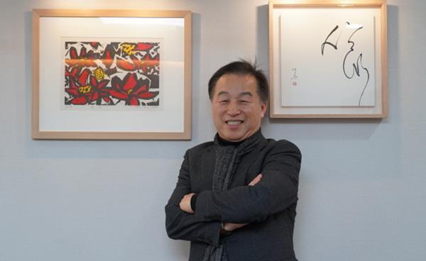 노마드 문화운동가, 김보성 송파문화재단 초대 대표