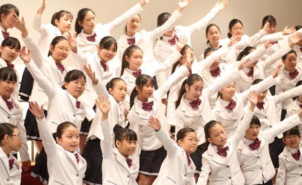 제7회 '푸른꿈 전국동요합창제 은상 수상' 고양 문촌초등학교 합창부