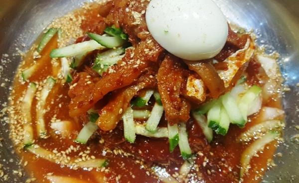 마니아들 사이에서 유명한 갈비찜, 함흥냉면 맛집