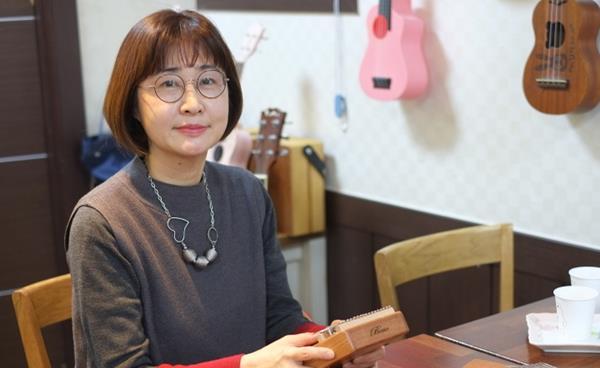 우리 동네 사람들 피아니스트 박현정씨
