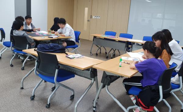 우리 동네 청소년 동아리, 운정 가람도서관 'BGM'