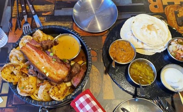 백석동 멕시코요리 전문점 '곰타코(GOMTACO)'