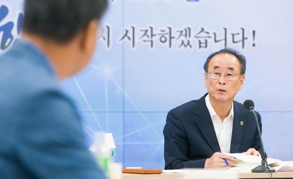 장세용 구미시장, 영세 소상공인 구호 100억원 긴급 투입