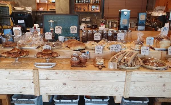 분당 석운동 베이커리&커피 전문점, '서애커피&Bread'