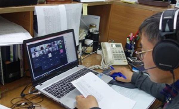 강남서초 고교들의 온라인 개학 풍경은?