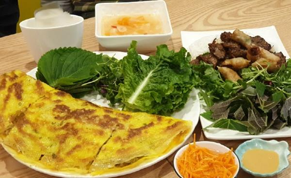베트남 정통 음식 전문점 '오비엣'