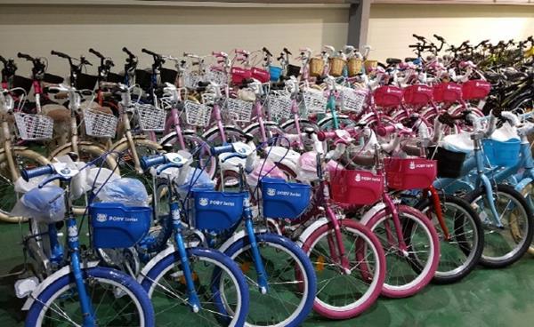 어린이날 최애 선물 자전거, 자전거와 추억을 함께 선물하세요
