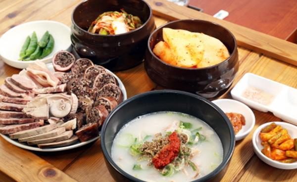 아바이 대창찹쌀순대 맛집 '을지로산수갑산' 일산직영점 오픈
