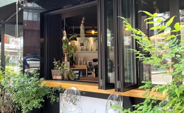 건강식 음료와 수제 마카롱 '카페, 대수롭다'
