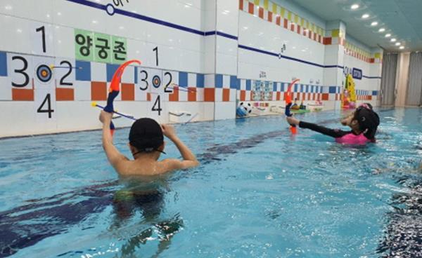 국내 최초 키즈수영 & 아쿠아 전용센터, '아쿠아스테이션'