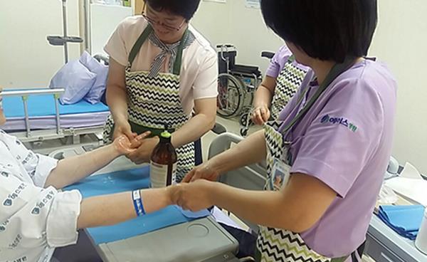 에이스병원, 간호·간병통합서비스 상향 조정…