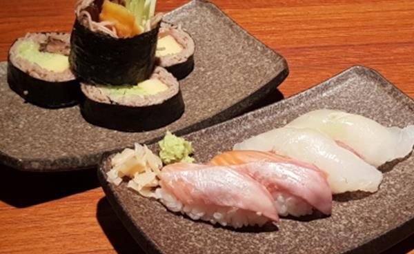 일본 수연면 전문점에서 맛본 가이세키 요리 '진가와 한국본점'