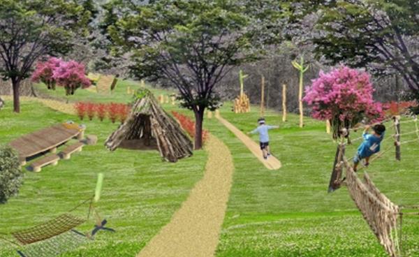 대구 수성구 대흥동에 유아숲체험원 생긴다