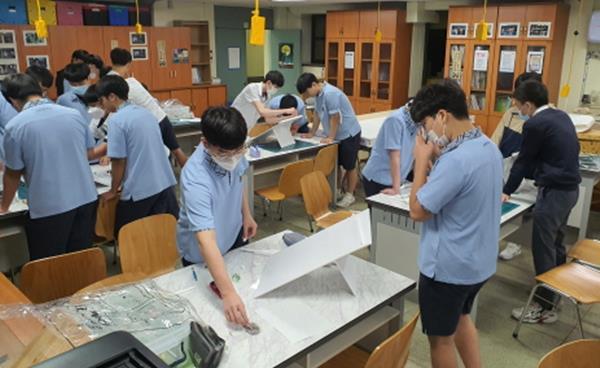 창의융합교육 선보이는 보성고, 4차산업혁명 맞춤 인재는?