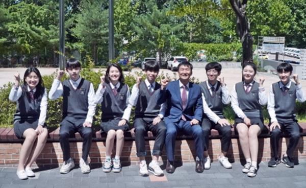 강남 유일의 디자인 특성화고 '대진디자인고등학교'