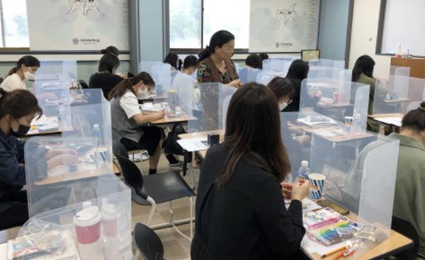구미대학교 후진학 평생교육, 직업거점센터 역할 수행
