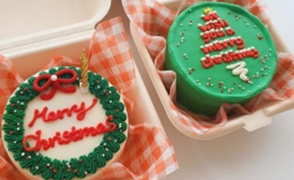 분당․용인지역 크리스마스 케이크