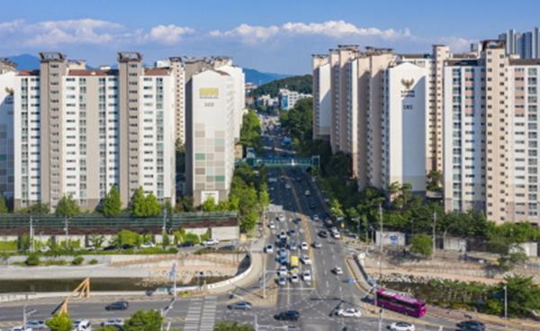 경북 구미시 행정구역 개편, 20여 년만의 구역조정