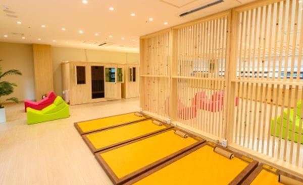 양천구 건강힐링문화관의 '건강힐링센터'