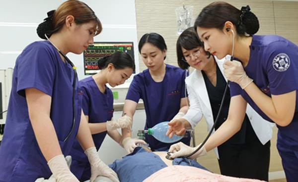 구미대학교 간호학부, 간호교육인증평가 최우수 평가