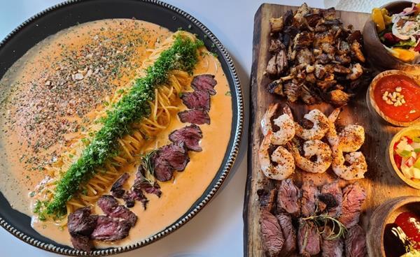(맛멋]) 이탈리안 레스토랑 '포지타노'
