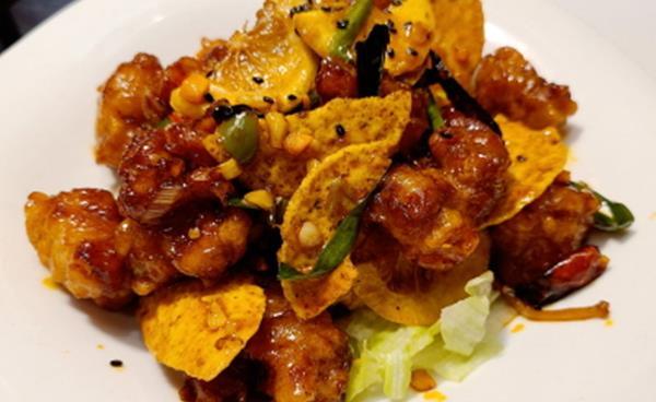 잠원동 깔끔한 중국요리 '중국성'
