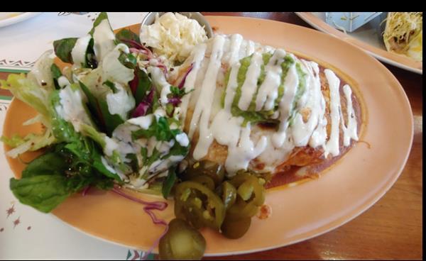 멕시칸 음식은 타코만 있는 게 아니야