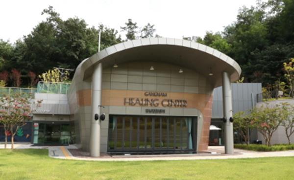 몸과 마음을 편히 쉴 수 있는 휴식 공간, 강남힐링센터 개포