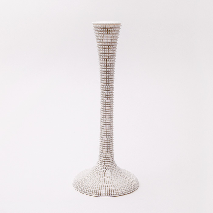 Flow cube skin candle stand (Long)