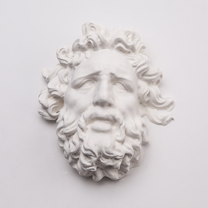 Laocoon Mask wall deco