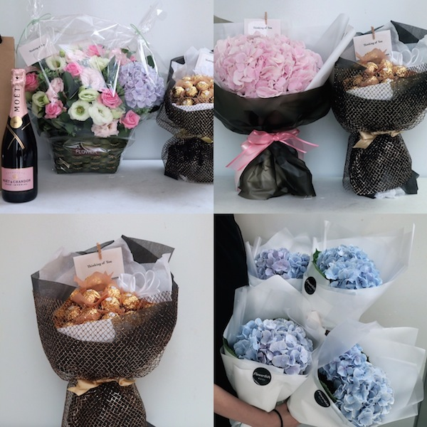 Flowers And Gifts All Sent To Members Of Infinite