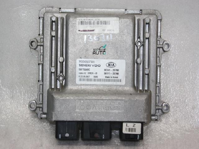 지파츠 자동차 중고부품 39141-25760 ECU,컴퓨터